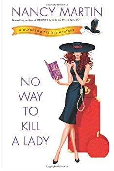 No Way to Kill a Lady 0451237056 Book Cover