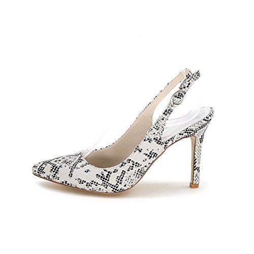 L@YC Frauen High Heels Spitz Herbst Winter abend Hochzeit / Party & Schuhe Weitere verfügbare Farben Red