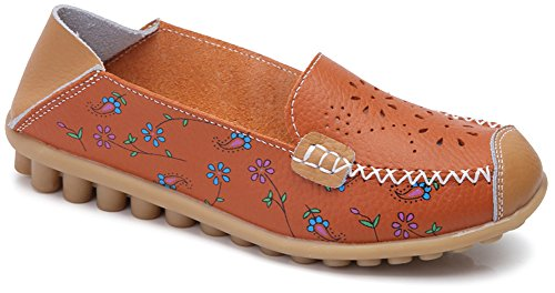 Chaussures Fangsto orange Casual femme hnmaJrfu