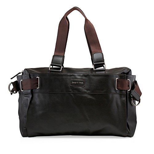 Handbag Shoulder Bags Tote Purse Faux Leather Lady Messenger Hobo Bag - Coffee (Gucci Brown Hobo)