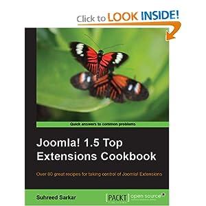 Joomla! 1.5 Top Extensions Cookbook Suhreed Sarkar