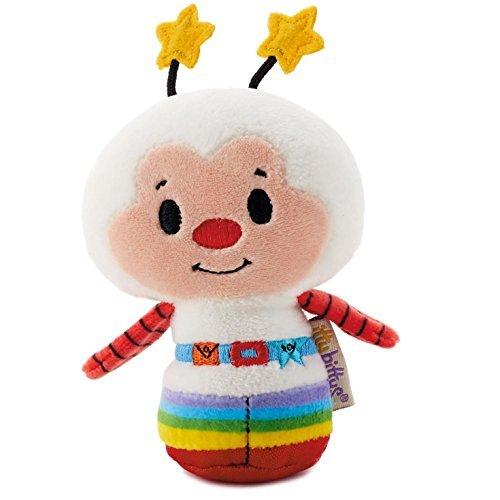 Hallmark itty bitty Plush Figure (Classic Rainbow Brite Twink) from Hallmark
