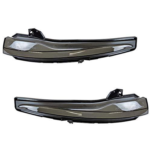 《Karlheins カールハインツ》シーケンシャル LEDドアミラーウィンカー 流れるウィンカー|ベンツ W205 C-クラス '14- B07NBHL18B
