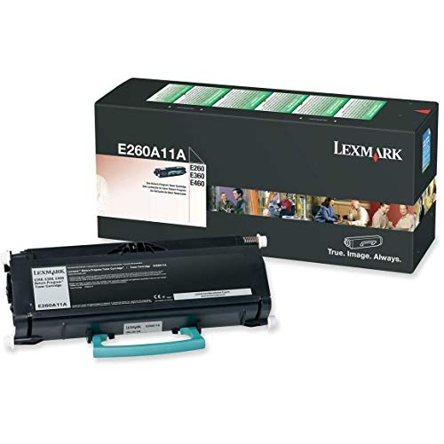 Lexmark Toner - Lexmark E260A11A E260/E360/E460 Return Program Toner Cartridge