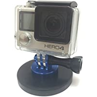 Rubber Coated Magnet Mount for GoPro HERO Cameras