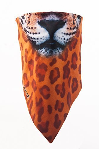 Healthy Air Mask® JAGUAR Bandana - Summer weight -
