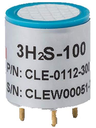 3-H2S-100 Hydrogen Sulphide H2S Gas Sensor, 0-100ppm CLE-0112-300