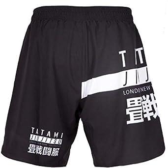 Tatami Fightwear Worldwide Jiu Jitsu Shorts Mens Grappling Boxing Fight Training Crossfit Pantalone Cortos Hombre