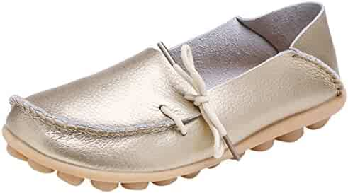 a3304caf7cb Shopping Gold - Boat - Loafers   Slip-Ons - Shoes - Women - Clothing ...