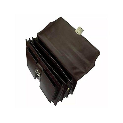 moro Italy modello di Vera SFB 2 in Portadocumenti Pelle 3 Cartella Made testa Borsa wOxYqp00