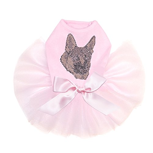 Dog in the Closet, German Shepherd Dog Tutu by Dog in the Closet
