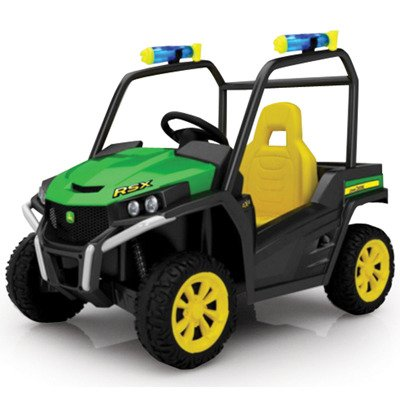 John Deere Gator Ride On Toys, Green from Ertl