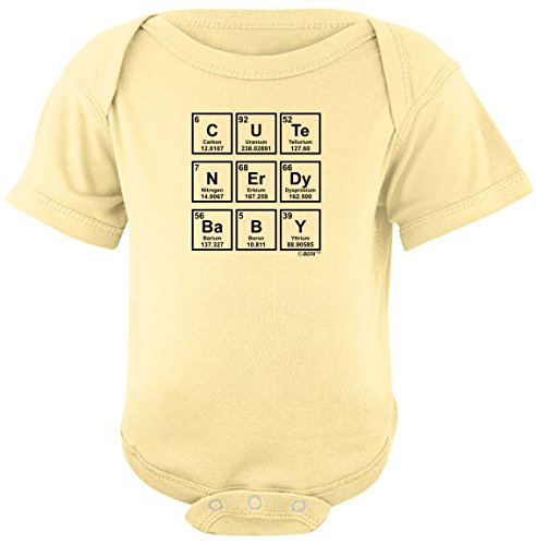 Baby Gifts All Periodic Bodysuit