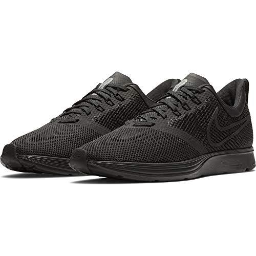Nike Herren Zoom Strike Laufschuhe Schwarz (Black/Black 010)