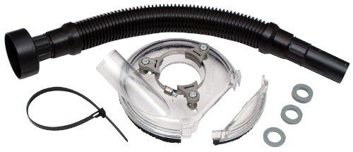 DustBuddie Universal Dust Shroud for Grinders (Cup Wheel), (Universal Dust)
