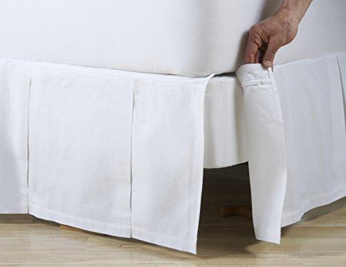 D. Kwitman & Son Box Pleat Detachable 18