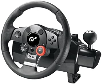 Logitech Driving Force GT - Volante y Pedal Gaming: Amazon.es ...