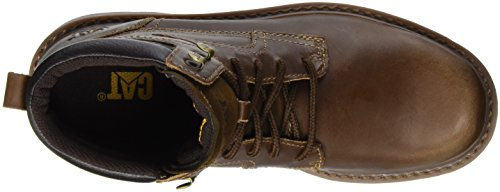 Caterpillar Bridgeport, Stivaletti Uomo Marrone (Brown Sugar)