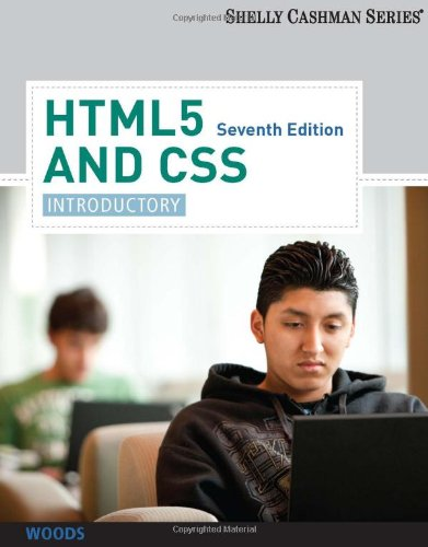 HTML5 and CSS: Introductory by Cengage Learning