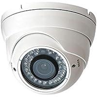 SPECO VLEDT2HW Color 3.6mm Turret Camera - White