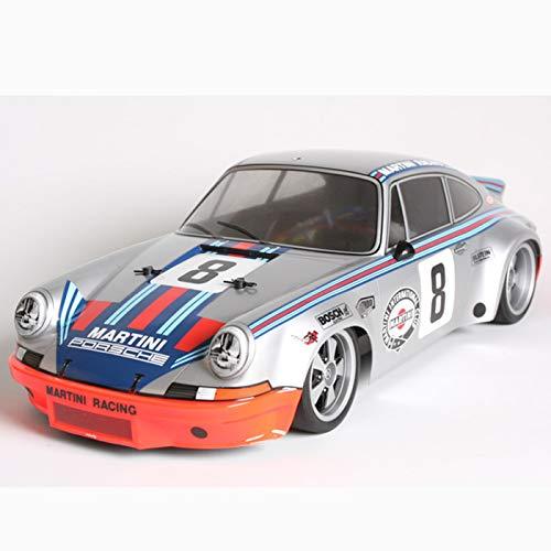 Tamiya America, Inc 1/10 Porsche 911 Carrera RSR On Road 4WD Kit, TT02, TAM58571