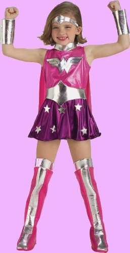 DC Comics Wonder Woman Toddler Costume