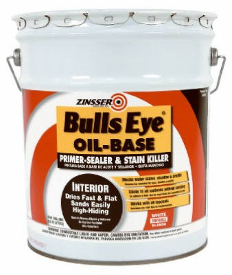 - RUST-OLEUM  03540    Bullseye Oil Base 5-Gallon