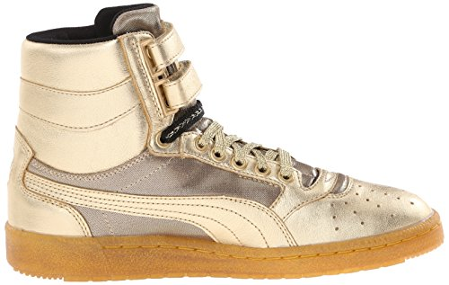 Salut Sneaker Metallic Ii Sky Puma Gold ExwqH7CC0