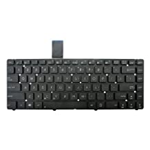 New Laptop Keyboard (without Frame) for Asus K45 K45A K45V K45VD K45VJ K45VM K45VS US layout Black color