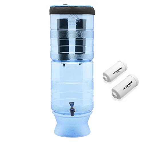 berkey water filter fluoride - 8