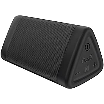 OontZ Angle 3 Portable Bluetooth Speaker : Louder Volume 10W+ Power, More Bass, IPX5 Water Resistant, Perfect Wireless Speaker for Home Travel Beach Shower Splashproof, by Cambridge SoundWorks (Black)