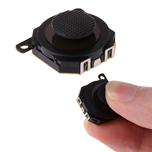 Replace Psp Analog Stick - Hacloser 3D Analog Joystick Thumb Stick Replacement for Sony PSP 1000 Console Controller