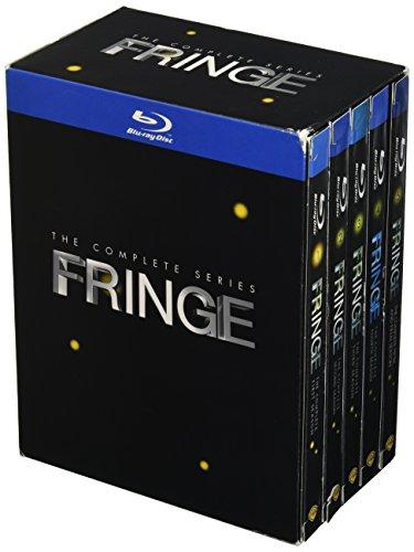 fringe season 1 - 3