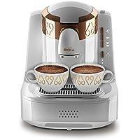 Arzum Ok001 Türk Kahve Makinası, Beyaz