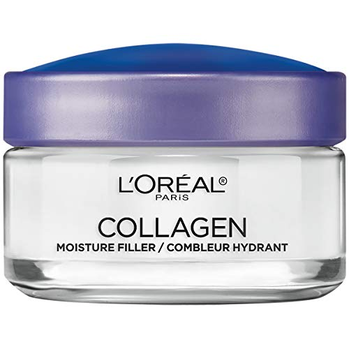 L'Oreal Paris Collagen Face Moisturizer, Skin Care, Day And Night Cream, Anti-Aging Face Cream To Smooth Wrinkles, Non…