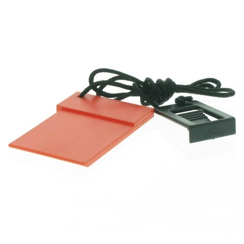 """Treadmill Doctor Red/Green 1 3/4"""" Safety Key Part Number ..."""