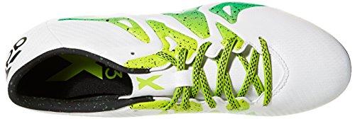 Souple ag synthétique Homme De Blanc Fg White Amricain ftwr core X Black semi Football Terrain Adidas Chaussures Slime Solar qwSE4HXxEI