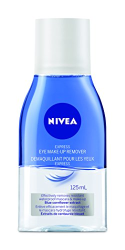 Daily Eye Makeup Remover - NIVEA Double Effect Eye Make-Up Remover [Personal Care]