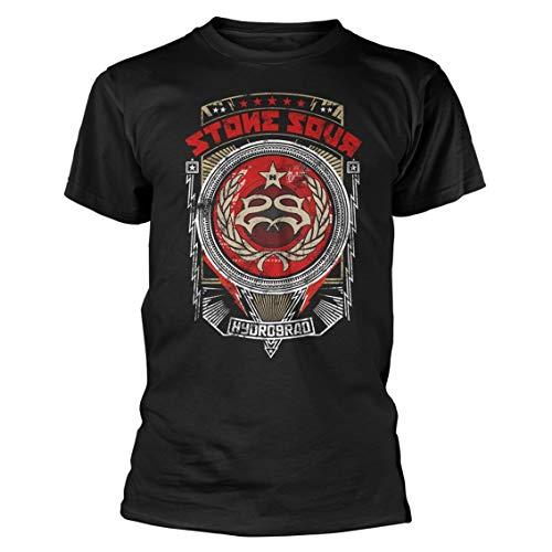 Stone Sour Logo Men's Short Sleeve T-Shirt Casual Tops Tees ()