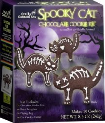 Crafty Cooking Kits Spooky Cat Chocolate Cookie Kit