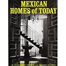 Mexican Homes of Today Verna Cook Shipway