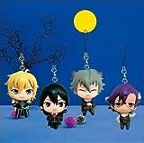Ensemble Stars! UNDEAD Dark Knight Halloween mini figures all four set
