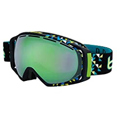 The Gravity has it all - performance, comfort, and style. Its spherical lens delivers one of the widest field of views on the market. Equalizer technology and Flow-Tech venting keep your goggle fog free all day long. The plush triple layer fa...