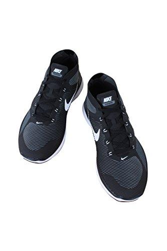 Nike Free Train Instinct, Zapatillas de Gimnasia para Hombre, Negro (Black / White-Dark Grey), 47 1/2 EU