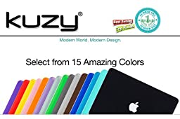 Kuzy - Rubberized Plastic Case for Older MacBook Pro 15.4\