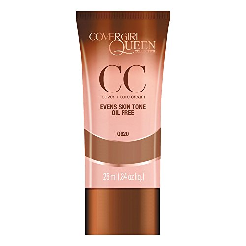 (COVERGIRL Queen CC Cream Classic Bronze Q620, 1 oz (packaging may vary) )