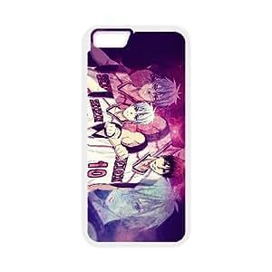 Kuroko's Basketball iPhone 6 Plus 5.5 Inch Cell Phone Case White yyfabd-343971