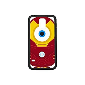 Plastic and TPU Despicable Me Minion Case White and Black Color Mobile Phone Cases Cover Protector for Samsung Galaxy S5