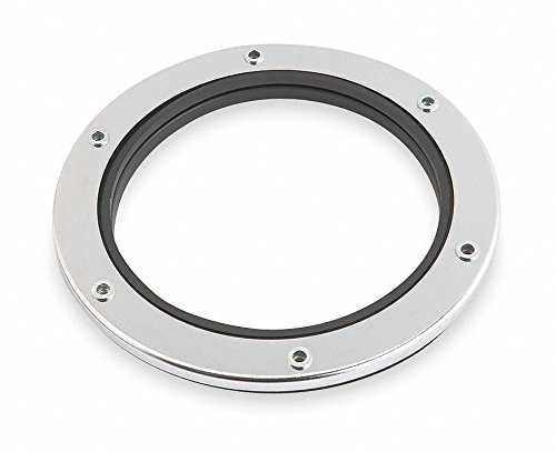 Rubber Commercial Mounting Gasket, For Use With Mfr. No. SS-125, SS-200-29, SS-300, SS-75, SS-100, S