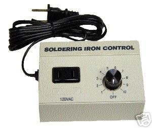 Soldering Iron Control